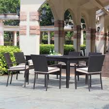 Wicker Patio Dining Chairs 11 Best Patio Dining Sets For 2017 Outdoor Patio Furniture