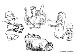 thanksgiving coloring pages kids coloring kids