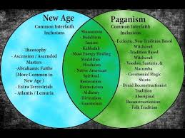 new age vs paganism my observations