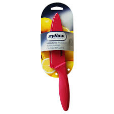 Coloured Kitchen Knives by Color Coated Kitchen Knife Zyliss Usa U2013 Stainless Steel Blade