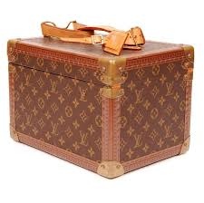 travel trunks images Louis vuitton travel trunk 5299 authentic pre owned the lady bag jpg