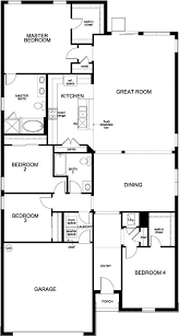 floor plans for new homes plan 2333 modeled new home floor plan in creekstone by kb home