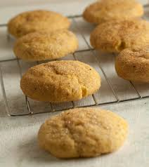 gluten free pumpkin snickerdoodle cookies and holiday baking tips