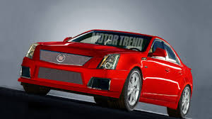 cadillac with corvette engine 2009 cadillac cts v will 600hp corvette blue engine