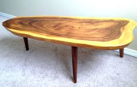 Oval Wood Coffee Tables Wooden Legs For Coffee Tables En Oval Wood Coffee Table With Metal