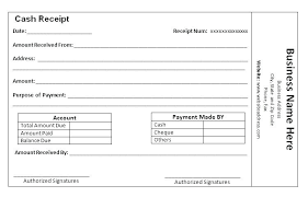 printable cash receipt book payment receipt book download a free cash receipt template for word