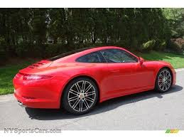 guards red porsche 2016 porsche 911 carrera 4s coupe in guards red photo 8 123109