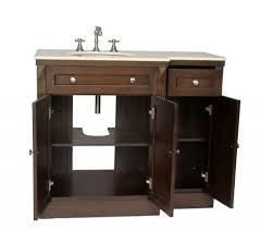 Bathroom Vanity No Top Bathrooms Design Refinishing The Bathroom Vanity Without Top
