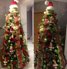 grinch christmas tree formby family s grinch christmas tree is sensation