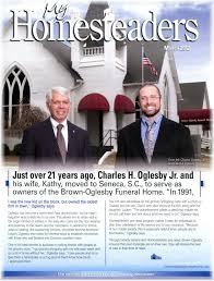 A Home Of Our Own Brown Oglesby Funeral Home Seneca Sc