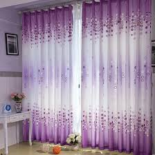 Purple Curtains Best Patterns Bedroom For Dreamy Style Light Purple Curtains