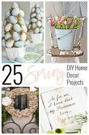 Diy Home Decor by 25 Spring Diy Home Decor Projects Sincerely Jean