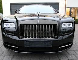 roll royce wraith black rolls royce wraith