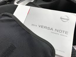 nissan versa note for sale used 2014 nissan versa note sv hatchback 7 990 00
