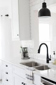 black faucet kitchen black farmhouse kitchen faucet kitchen design