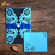compare prices on silver wedding invitations online shopping buy