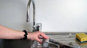 How To Remove A Faucet From A Kitchen Sink How To Replace A Kitchen Faucet Easiest Kitchen Makeover Ever