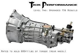 camaro transmission tick performance level 2 upgraded t56 rebuild 600rwtq for 93 02