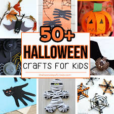 Crafts For Kids For Halloween - 50 halloween crafts for kids the best ideas for kids