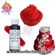 Americolor Super Red Soft Gel Paste Food Color 4 5oz