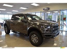 2018 ford f150 svt raptor supercrew 4x4 in lead foot a13362