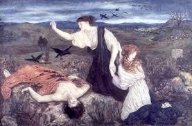 Tiresias The Blind Prophet Antigone Blind Prophet Google Search Antigone Pinterest