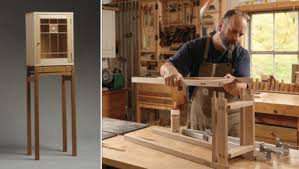 Free Woodworking Plans For Display Cabinets by Free Woodworking Plans Finewoodworking