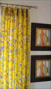 Yellow And Grey Curtain Panels Interiors Awesome White Grey And Yellow Curtains Yellow And Gray