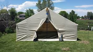 canvas wall tent comparisons