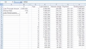 Amortization Calculator Excel Template Microsoft Office Excel Mortgage Amortization Schedule W Large