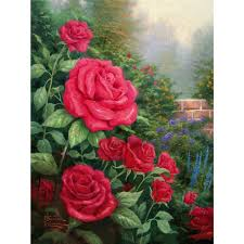 Beautiful Art Pictures by Tangled U2013 Limited Edition Art The Thomas Kinkade Company