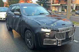 maserati car interior 2017 maserati levante suv 2016 a peek inside maser u0027s 4x4 by car magazine