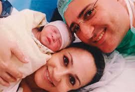A Primeira Filha - nasce a primeira filha de roberta almeida ofuxico