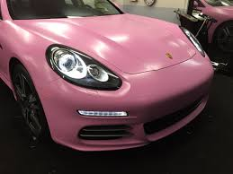 pink porsche panamera porsche panamera u2014 boris wraps