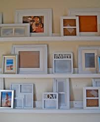 narrow picture ledge ana white ten dollar ledges diy projects