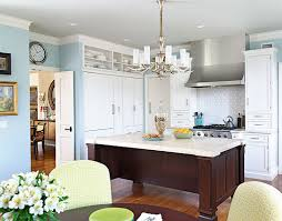 Kitchen Colors With White Cabinets Design Ideas For White Kitchens Traditional Home