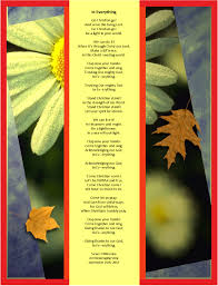 Christian Halloween Poem Christian Images In My Treasure Box Fall Harvest Poem Posters