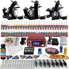 top 10 professional tattoo kits best machines u0026 guns 2017