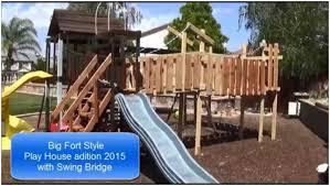 backyards beautiful 102 build backyard playhouse plans appealing