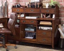 credenza computer desk hooker furniture danforth open credenza desk u0026 reviews wayfair