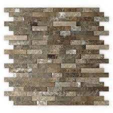 kitchen backsplash stick on tiles bengal self adhesive tiles backsplash