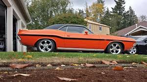 dodge challenger 1970 orange dodge challenger 1970 ebay car insurance info
