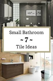 Ideas For Bathroom Floors Small Bathroom Tile Ideas To Transform A Cred Space