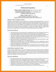 quality control resume 8 quality assurance analyst resume letter signature