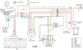 cb400f wiring diagram 4into1 vintage honda motorcycle parts blog