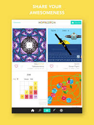 hopscotch make games on the app store