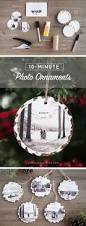 10 minute photo keepsake ornaments keepsakes ornament and craft