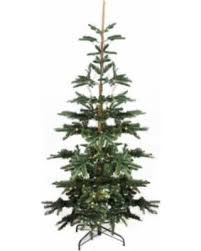 spectacular deal on 7 5 pre lit layered noble fir artificial