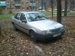 opel vectra 1990 опель вектра 90 привет всем бензин цвет кузова светло серый