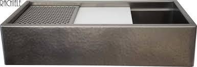 Kitchen Zinc Or Sink by Custom Stainless Steel Workstation Kitchen Sinks That Look Like Zinc